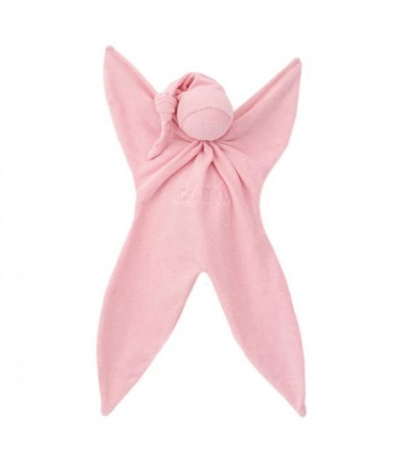 Cuski Baby Comforter 'Pinky' Original