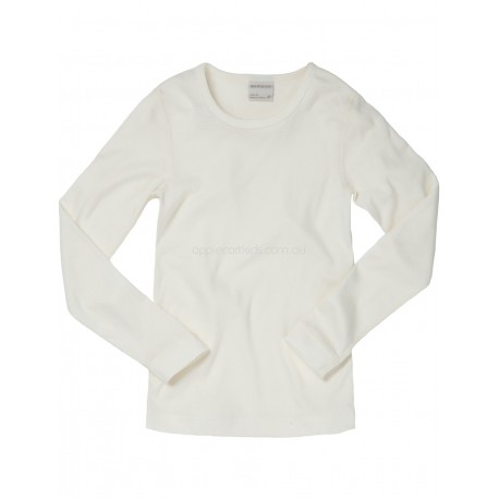 Marquise Cotton Wool Long Sleeve Spencer Top