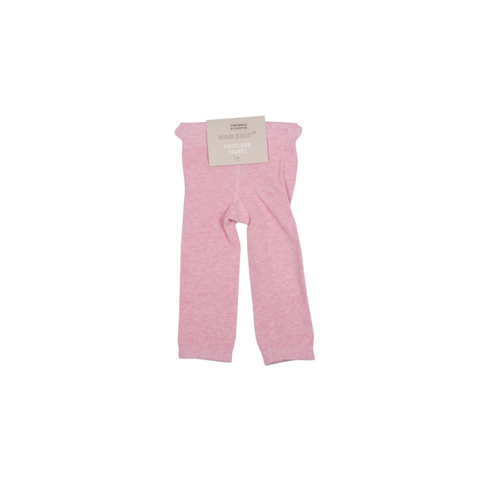 a5e378eb5bb8a Marquise Footless Cotton Leggings (Pink Marle)