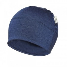 Sweet Cheeks Merino Kids Beanie 'Navy' 0-7yrs