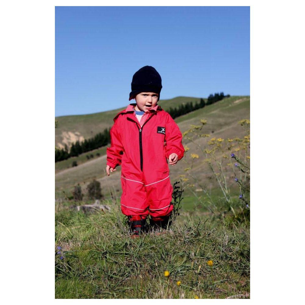 Waterproof All In One Rain Suit For Toddlers Rainwear