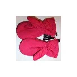 Puddle Jumpers Kids Waterproof Mittens - Raspberry