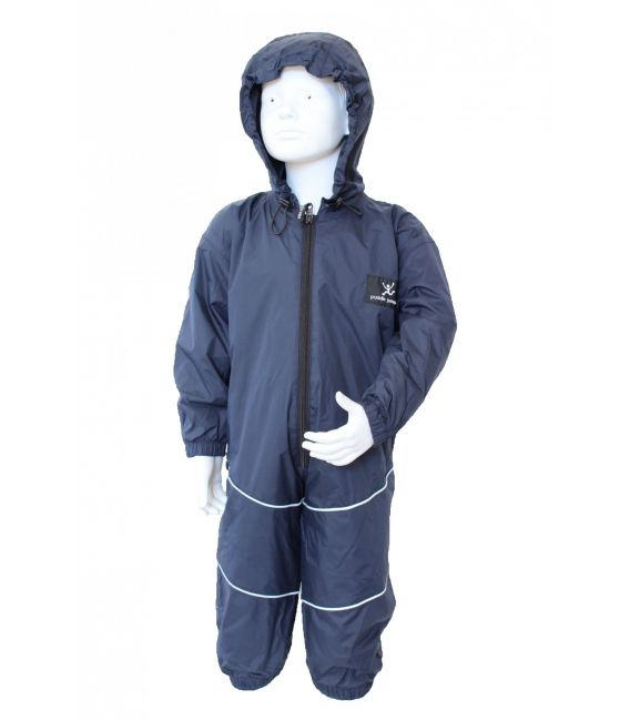 Muddy Puddles Waterproof All-in-One Splashsuit - Navy