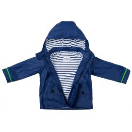 Rainkoat Kids Rain Jacket (Navy)