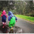 Rainkoat Kids Waterproof Overalls (Yellow)