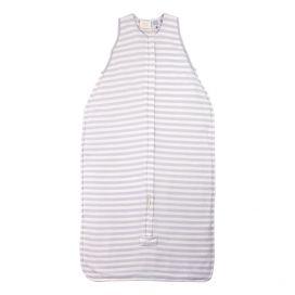 Woolbabe Summer Baby Sleeping Bag - Front-Zip (NEW Pebble)