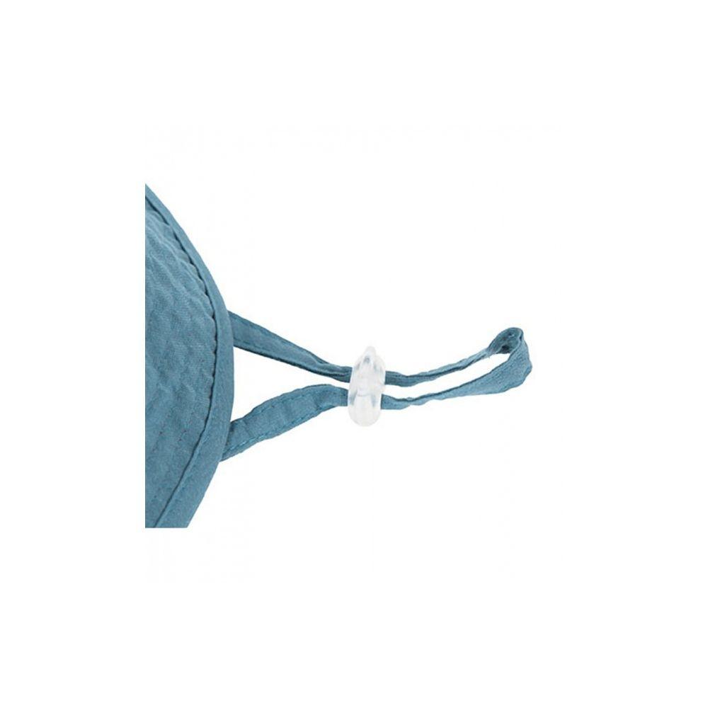 4c65f0dc3b7be Dozer Baby Boys  Duke  Blue Check Bucket Sun Hat REVERSIBLE 0-12mths ...