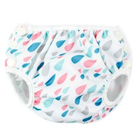 Bumkins Swim Nappy - Raindrops