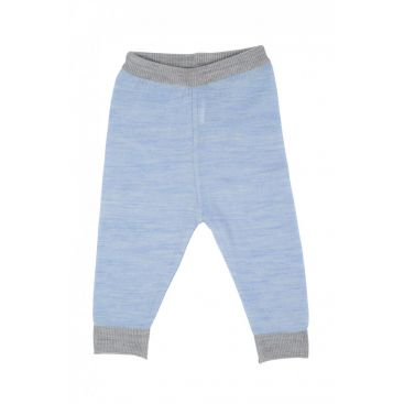 Merino Kids Lightweight Leggings (Sky)