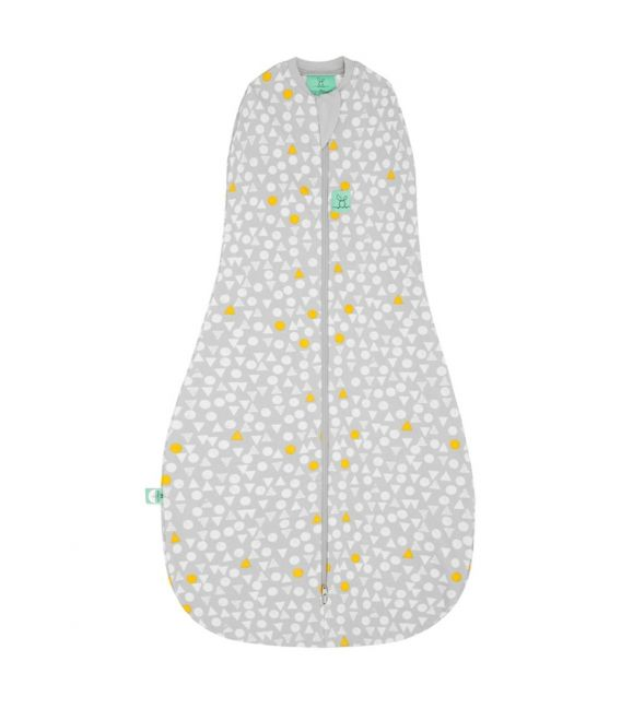 ergoCocoon 0.2 TOG Swaddle + Sleep Bag (Triangle Pops)