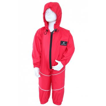 Puddle Jumpers Waterproof Extreme Thermo Splashsuit - Red