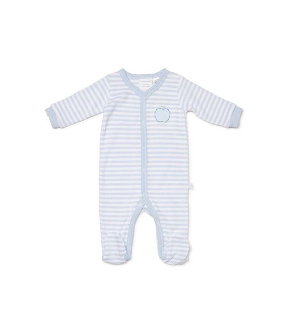 Marquise Terry Towelling Apple Studsuit