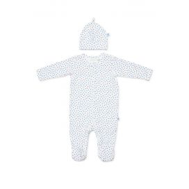 Marquise Blocks Studsuit & Beanie Set
