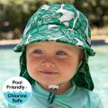 Bedhead Kids Legionnaire Beach Hat - Jungle