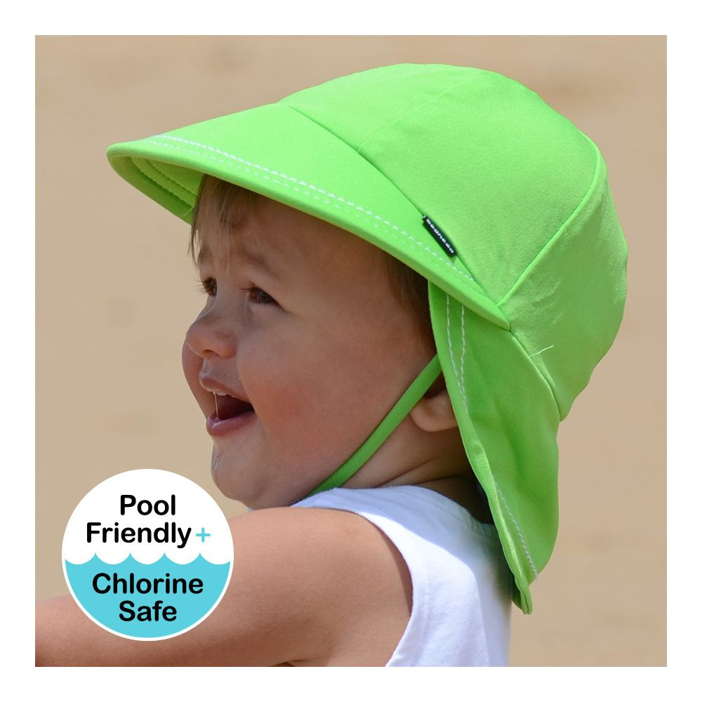 f1f638a65 Bedhead Boys Legionnaire Swim Hat - Lime - Applecart Kids