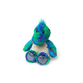 Cozy Plush 'Dinosaur' Heat Pack - Sparkly