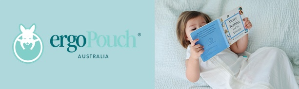 ergoPouch Australia - always natural - at Applecart Kids