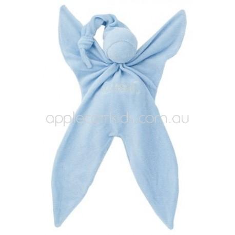 Cuski Baby Comforter 'Blue-ee' Original