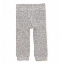 Marquise Footless Cotton Leggings 'Grey Marle' Sizes 0 to 3 yrs