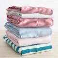 Woolbabe Duvet Baby Sleeping Bag Front-Zip + Long Sleeve 'Moon Dust' 6-24mths