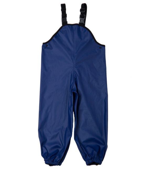 Rainkoat Kids Waterproof Overalls (Navy)
