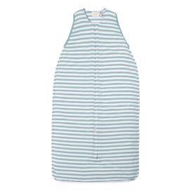 Woolbabe 3 Seasons Baby Sleeping Bag - Front-Zip (NEW Tide)