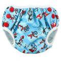 Bumkins Swim Nappy - Cat in the Hat