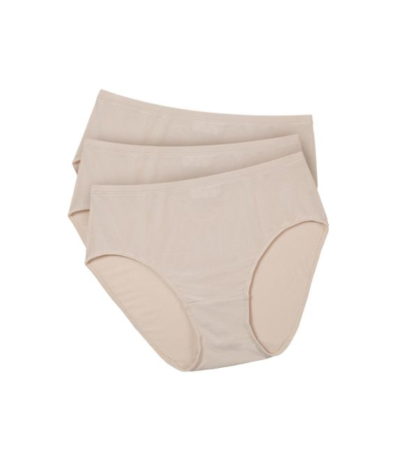 Bamboo Body Womens Classic Brief - Nude