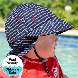 Bedhead Kids Legionnaire Beach Hat - Nautical