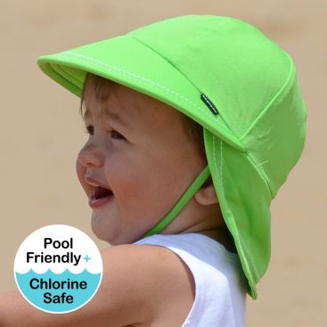 Bedhead Boys Legionnaire Swim Hat - Lime