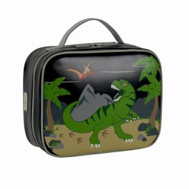 Bobble Art Large Lunch Bag - Dinosaurs