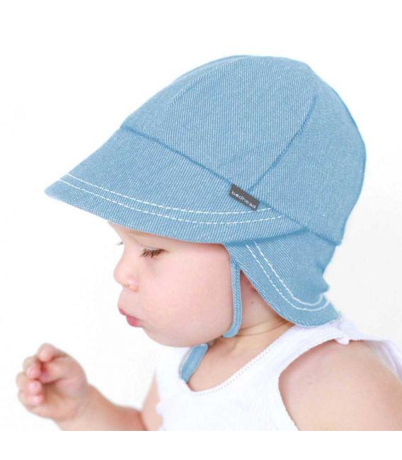 Bedhead Legionnaire Hat - Chambray