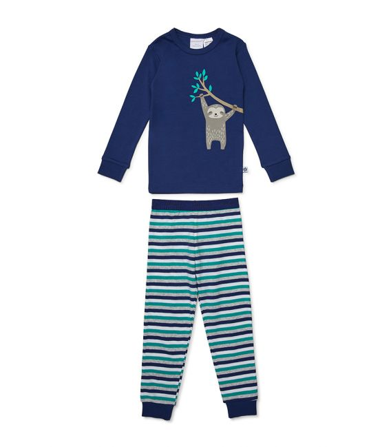 Marquise Hanging Sloth Boys Pyjamas