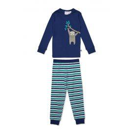 Marquise Hanging Sloth Boys Pyjamas