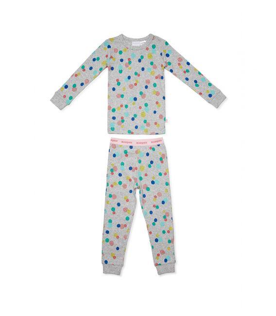 Marquise Winter Confetti Print Pyjamas