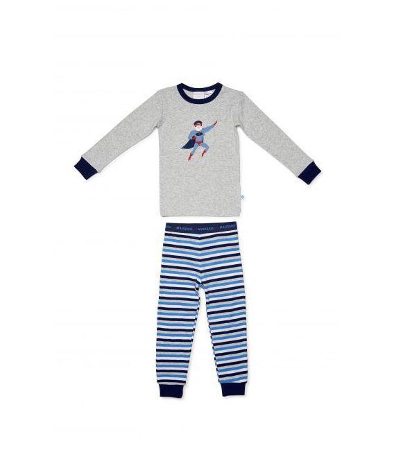 Marquise Winter Superhero Pyjamas