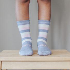 Lamington Merino Crew Socks - Tilly