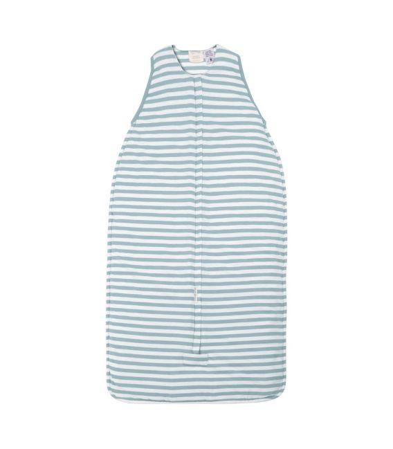 Woolbabe Front Zip Summer Sleep Bag - Tide
