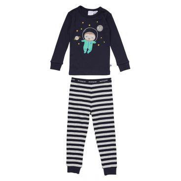 Marquise Boys Space Sloth Pyjamas