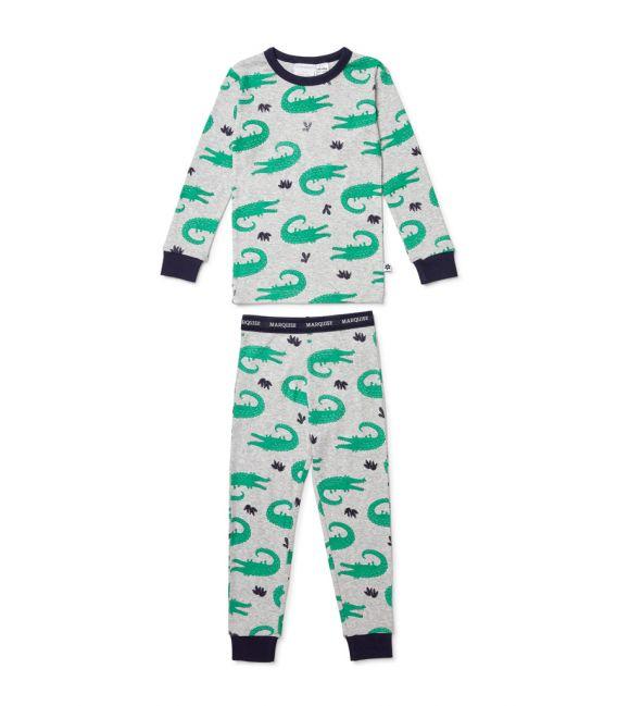 Marquise Boys Crocodiles Pyjamas