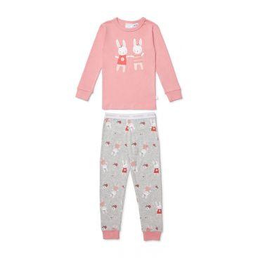 Marquise Girls Best Bunnies Pyjamas