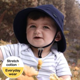 Bedhead Baby Bucket Hat - Navy