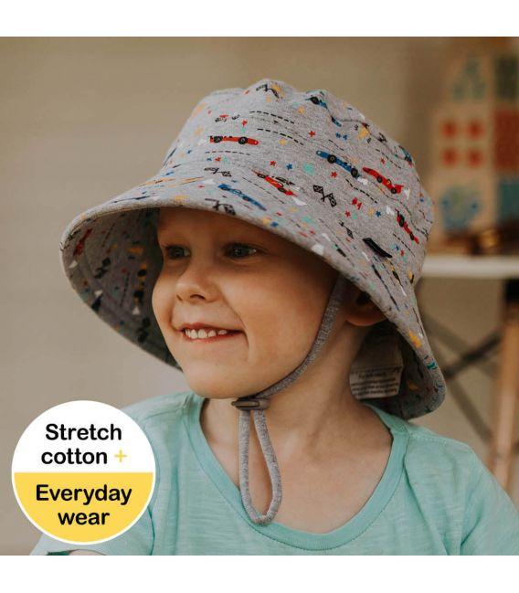 Cars Children/'s Cotton Bucket Hat