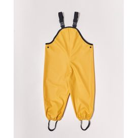 Rainkoat Kids Waterproof Overalls - Mustard