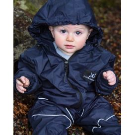 Puddle Jumpers Waterproof Dryshell Splashsuit (Navy)