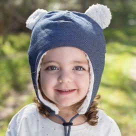 Bedhead Teddy Fleecy Winter Beanie