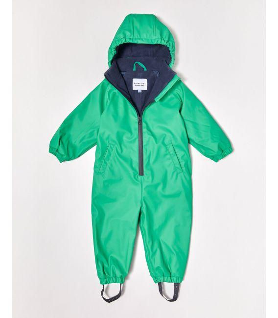 Rainkoat Kids Snowsuit - Astro Green