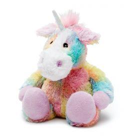 Cozy Plush 'Rainbow the Unicorn' Heat Pack