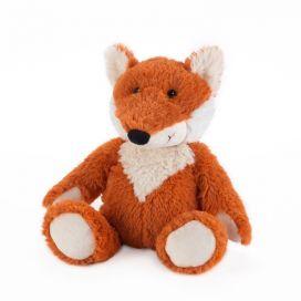 Cozy Plush 'Roxy the Fox' Heat Pack